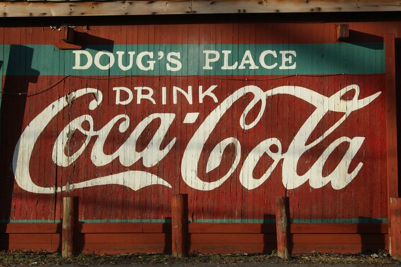 Doug's Place in Emerson, Georgia